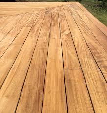 Hardwood Decking Next Steps