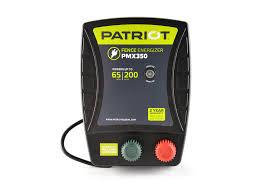 Pmx350 110 Volt Ac Fence Energizer Patriot