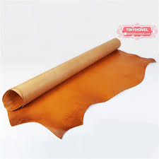 italy vegetable tanned leather mohican