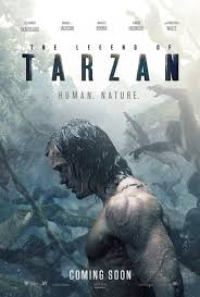 The Legend of Tarzan Trailer and New Legendary Poster Arrives ...