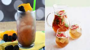 13 refreshing iced tea recipes because