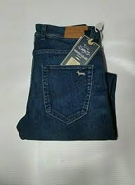 Jeans Con bottone e zip Uomo Harmont & Blaine Denim Brand Fit W01360Z50 €  1̶7̶9̶