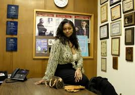 Bianca Vivion Brooks, 'Telling the truth in style'   New York Amsterdam  News: The new Black view