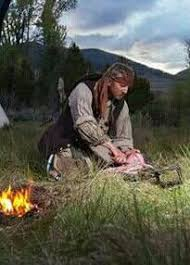 Rocky Mountain Trapper, Mountain Man, Duane Richardson | Mountain man,  Frontiersman, Mountain man rendezvous