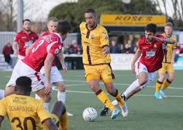 Sutton United: Byron Harrison aims to make history | Your Local Guardian