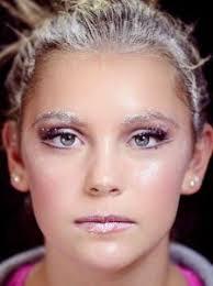 ice queen makeup mode dion