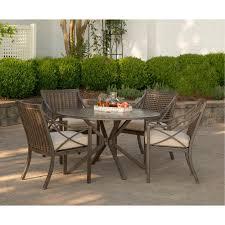 5 piece outdoor patio dining set