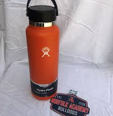 40 Oz Hydroflask With Bonus Sticker Online Bulldog Bookstore