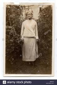 Edith Johnson, approx. 1930, when she was fifty-one (born 1879 Stock Photo  - Alamy
