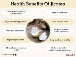 benefits of jicama and its side effects