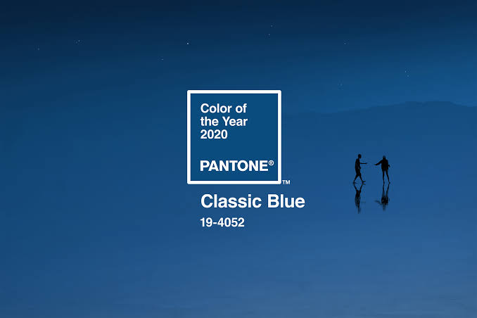Image result for pantone colour of the year 2020""