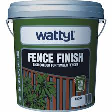 Wattyl Fence Finish Timber Fences Mitre 10
