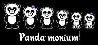 Panda Bear Family Car Decal Sticker Custom Made Etsy Family Car Decals Car Decals Stickers Family Decals
