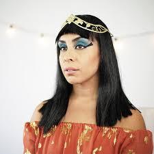 the cleopatra makeup tutorial you need