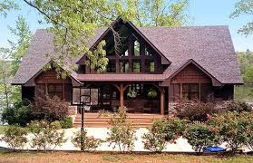 lake house plans craftsman house plans