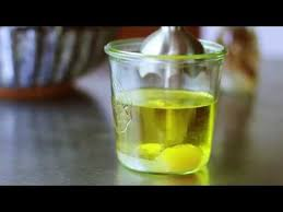homemade olive oil mayonnaise kitchen