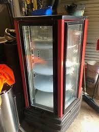 glass door e fridge