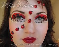 cute ladybug makeup for saubhaya makeup