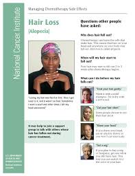 cancer treatments and hair loss new