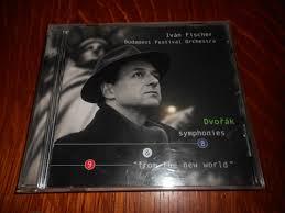 Ivan Fisher - dvorak symphonies 8-from the new world - Kupindo.com  (58221975)