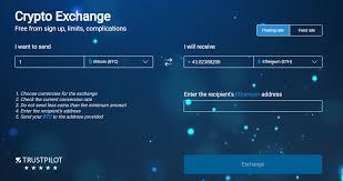 SimpleSwap - Instant Exchange!