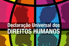 Resultado de imagem para declaração universal dos direitos humanos