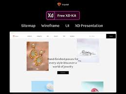 jewellery template with