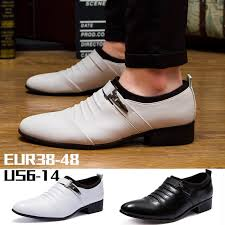 mens fashion leather loafers shoes