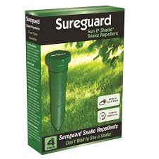 Sureguard Sun Shade Snake Repellent 4 Pack Bunnings Warehouse