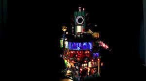 City #Kit #Lego #light #NinjaGO Light Kit For Lego Ninjago City ...