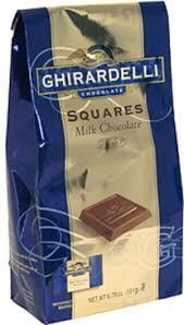 ghirardelli milk chocolate squares 6
