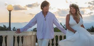 Photos) B&B Alum Ronn Moss & Wife Devin Renew Their Wedding Vows! | Soap  Opera News
