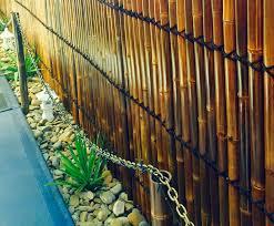 Bamboo Fence Panel For Extra Privacy Bunnings Workshop Community