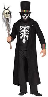 voodoo king witch doctor costume