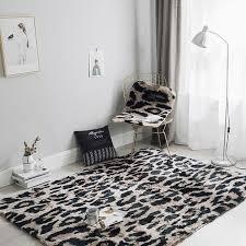 gy mink cashmere carpet leopard
