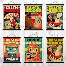 vintage poster dan cetakan