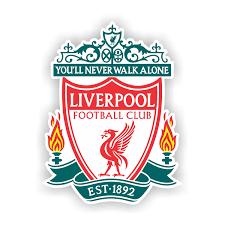 Liverpool Fc Die Cut Decal