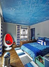 Fun Contemporary Kids Bedroom Inspired By Aviation Decoist Retro Bedrooms Vintage Bedroom Styles Kids Room Design