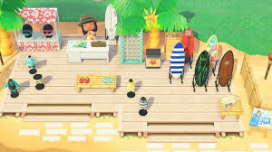 My Acnh Surf Shop Is Now Open In 2020 Animal Crossing Animal Crossing Game Animal Crossing 3ds