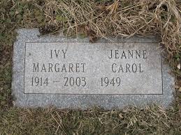 Foster, Ivy (Fairview Cemetery) | Niagara Falls Canada