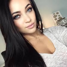 dark hair light eyes do