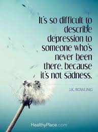 depression quotes to encourage and motivate you