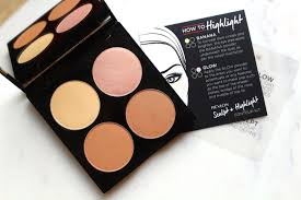 good contour kits for light skin