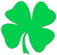 Amazon Com Yws Vinyl Stickers Decals 4 Four Leaf Clover Lucky Irish Stickers Laptop Car Truck Window Bumper Home Decor Sma4194 Home Kitchen