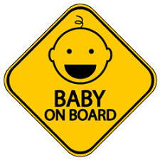 Baby On Board Stickers Decals Dozens Of Cute Designs