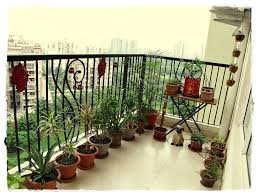 balcony garden design ideas india pdf