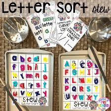 literacy stews a fun letter sound