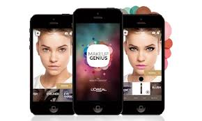 paris makeup genius beauty app launched
