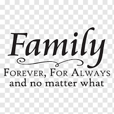 family a journey to forever quotes wall decal family quotation