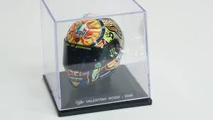 Valentino Rossi - Casco AGV 2009 Campione del Mondo - 1:5 - Modellino